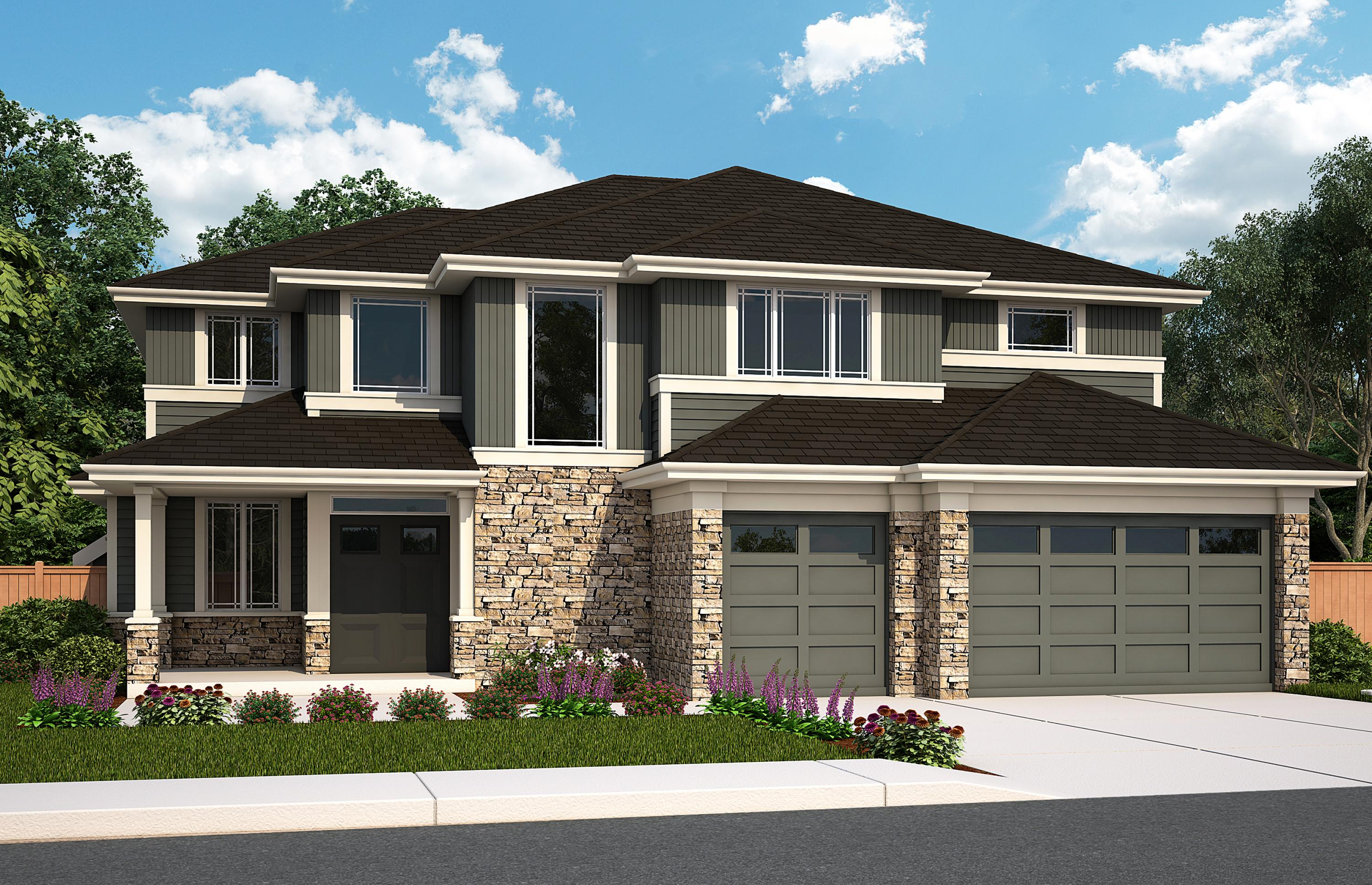 pickering estates new homes in issaquah wa