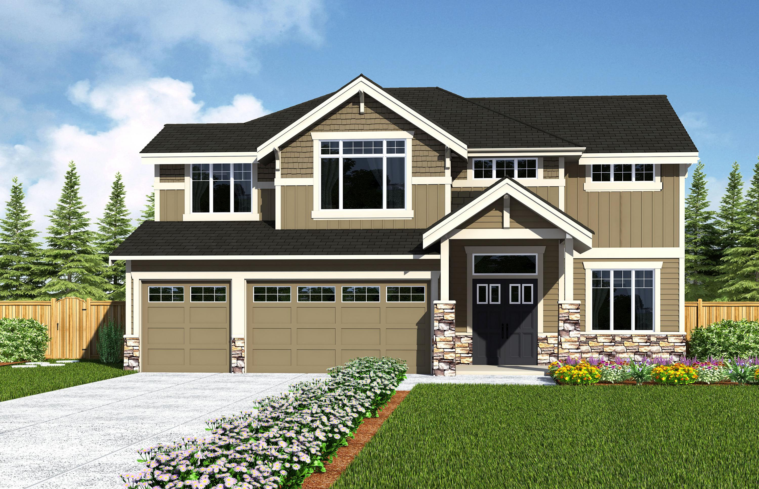 Pickering estates new homes in issaquah wa for New home builders in pickering